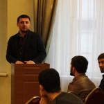 Встреча со сборной Ингушетии